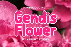 Gendis Flower