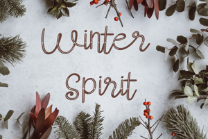 Winter Spirit-Slash
