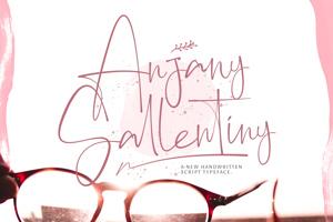 Anjany Sallentiny