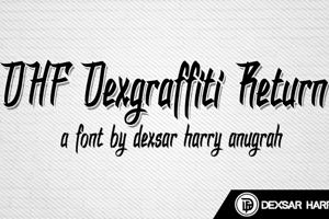 DHF Dexgraffiti Return