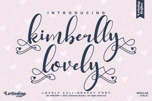 kimberlly lovely