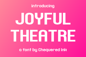 Joyful Theatre