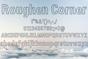 Roughen Corner