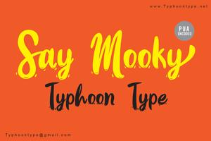 Say Mooky