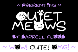 Quiet Meows
