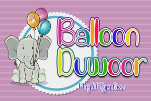 Balloon Duwoor