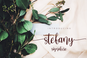 Stefany Signature