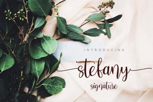 Stefany Signature