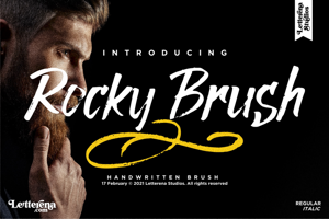 Rocky Brush