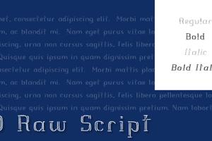 JD Raw Script