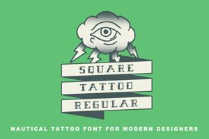 Square Tattoo Demo