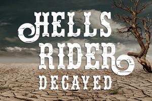 Hells Rider Decay