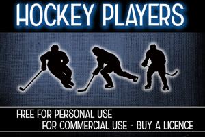 CF Hockey Players