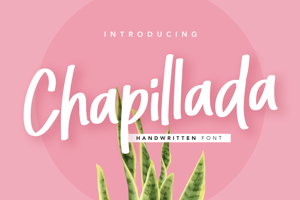 Chapillada
