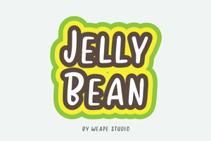 Jelly Bean Sans