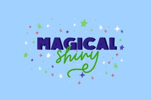 Magical Shiny Script