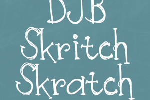 DJB Skritch Skratch