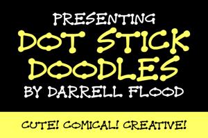 Dot Stick Doodles