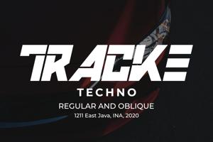 TRACKE OBLIQUE