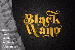 Black Wano