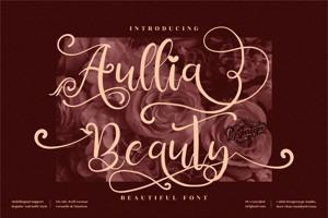 Aullia Beauty