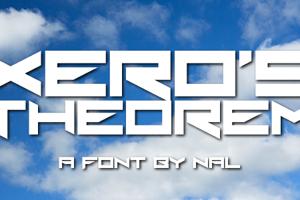 Xero's Theorem
