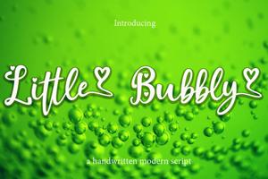 Little Bubbly