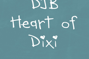 DJB HEART OF DIXI