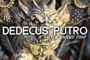 Dedecus Putro