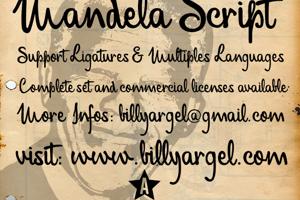 Mandela Script
