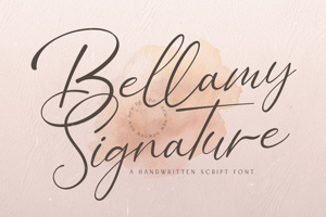 Bellamy Signature