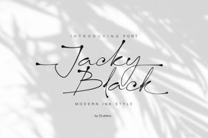 Jacky Black