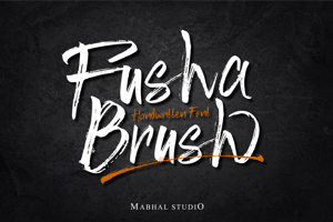 Fusha Brush