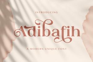 Adibafih