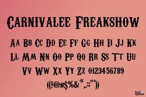 Carnivalee Freakshow