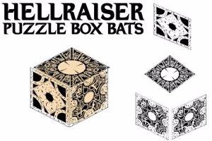 Hellraiser Puzzle Box Bats