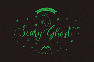 Scary Ghost Script