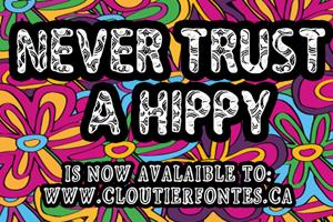 CF Never Trust A Hippy