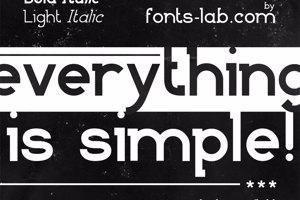 Basically Serif