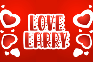 love larry