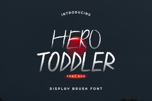 Hero Toddler