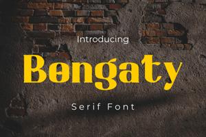 Bongaty