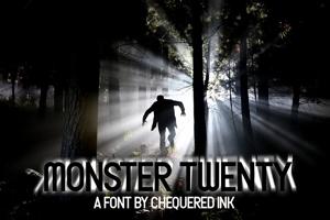 Monster Twenty