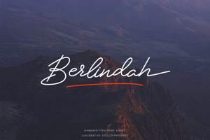 Berlindah