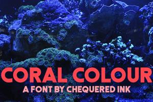 Coral Colour