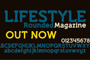 Lifestyle Rounded M54