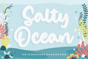 Salty Ocean