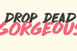 DK Drop Dead Gorgeous