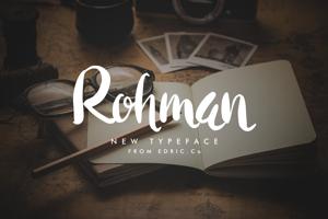 Rohman Grunge