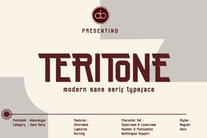 TERITONE